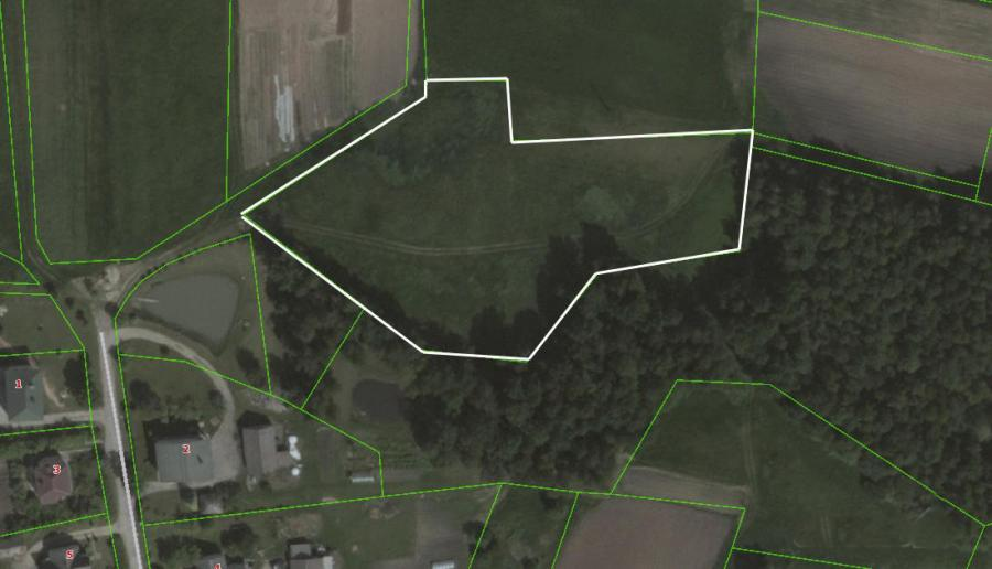 Elektrėnų sav., Abromiškių k., Vilties g., žemės ūkio paskirties sklypas-6