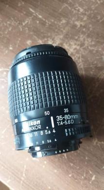 Nikon objektyvas 35-80-2