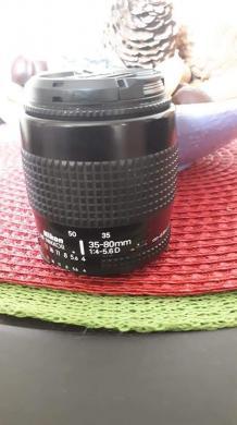 Nikon objektyvas 35-80-3