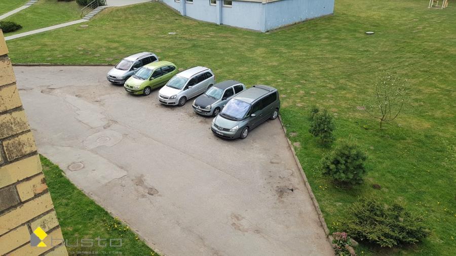 Parduodamas 1 kamabrio butas Šiauliai, M.K. Čiurlionio g.-1