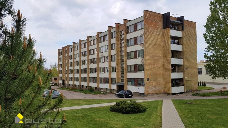 Parduodamas 1 kamabrio butas Šiauliai, M.K. Čiurlionio g.-2