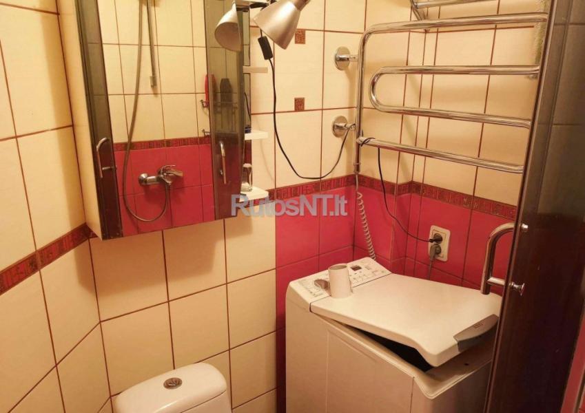 Parduodamas vieno kambario butas Gargžduose, J.Janonio gatvėje-1