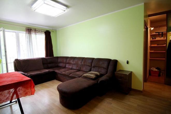 3 kambarių butas Krėvės pr.-0