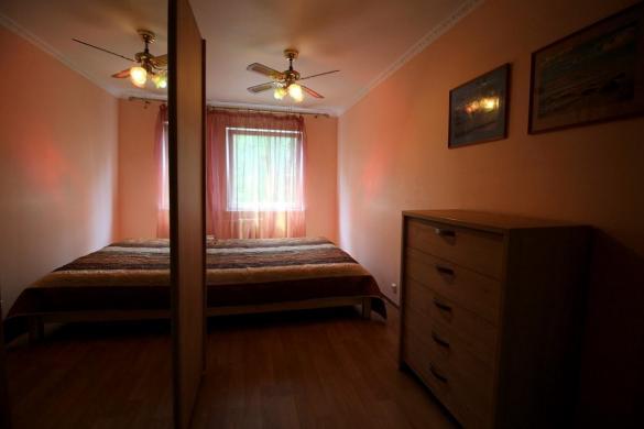 3 kambarių butas Krėvės pr.-7