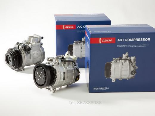 A/C kompresoriai kondicionieriaus siurbliai radiatoriai-1