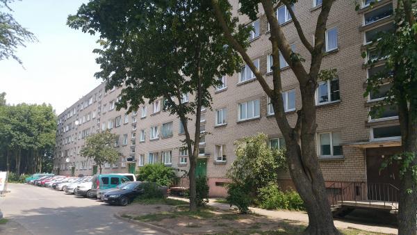 Parduodamas 2k butas Klaipedoje, Rumpiškių r.-0