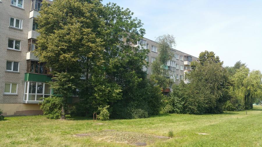 Parduodamas 2k butas Klaipedoje, Rumpiškių r.-1