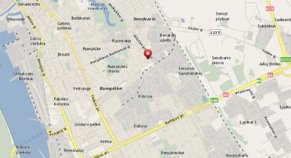 Parduodamas 2k butas Klaipedoje, Rumpiškių r.-2