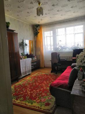 Parduodamas 2kambarių butas-4