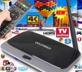 VIRS 7900 HD 4K TV KANALU NEMOKAMAI!+LT KANALAI...-0
