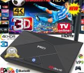VIRS 7900 HD 4K TV KANALU NEMOKAMAI!+LT KANALAI!4K HDTV-BOX PRO-0