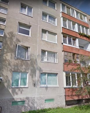 Parduodamas 2- jų kambarių butas Žardininkų gatvėje-1