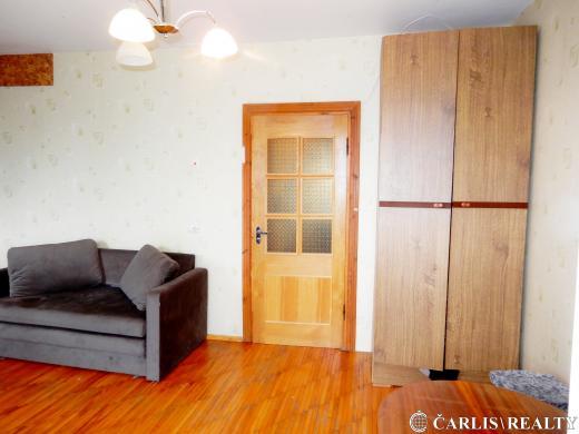 Vilnius, Žirmūnai, Žirmūnų g., 1 kambario butas-1
