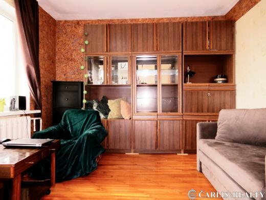 Vilnius, Žirmūnai, Žirmūnų g., 1 kambario butas-6