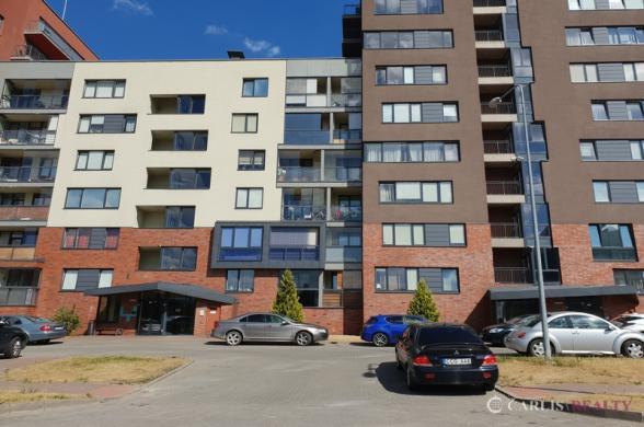 Vilnius, Lazdynėliai, Jonažolių g., 2 kambarių butas-0
