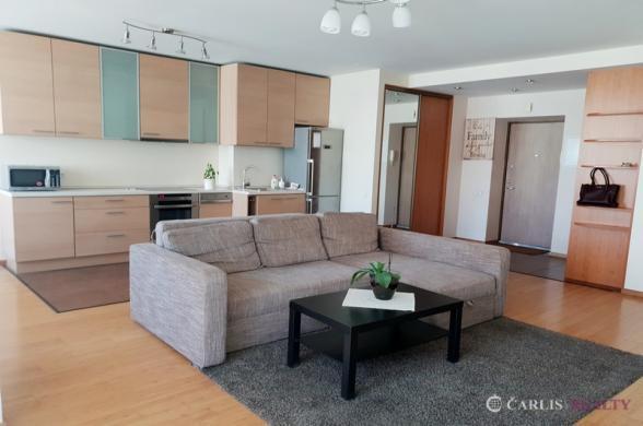 Vilnius, Lazdynėliai, Jonažolių g., 2 kambarių butas-3