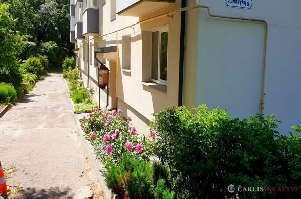 Vilnius, Naujininkai, Zanavykų g., 3 kambarių butas-0
