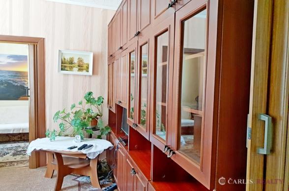 Vilnius, Senamiestis, J. Basanavičiaus g., 2 kambarių butas-1