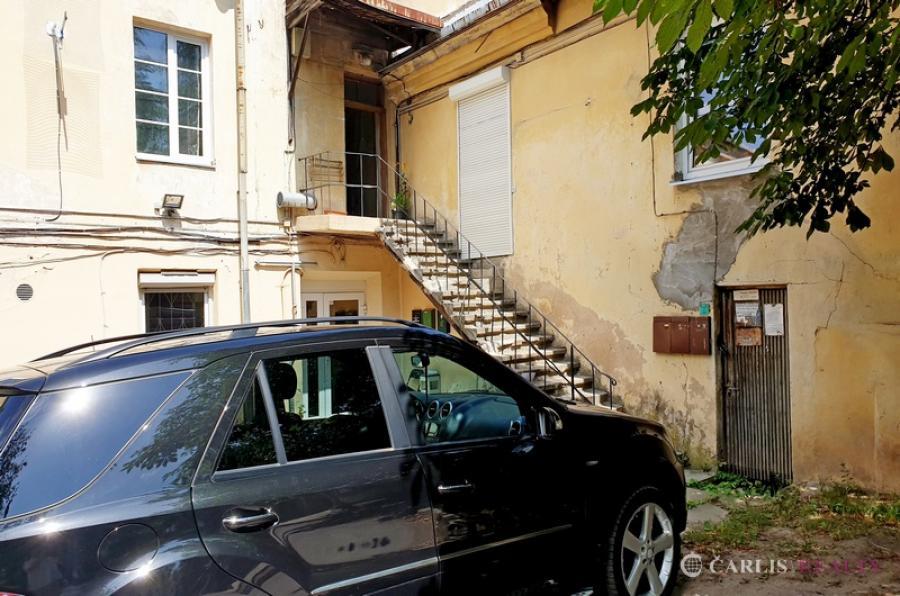 Vilnius, Senamiestis, J. Basanavičiaus g., 2 kambarių butas-5