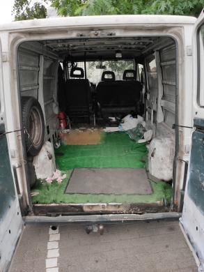 Parduodu mikroautobusiuką Opel Arena 1999m D 1,9-2