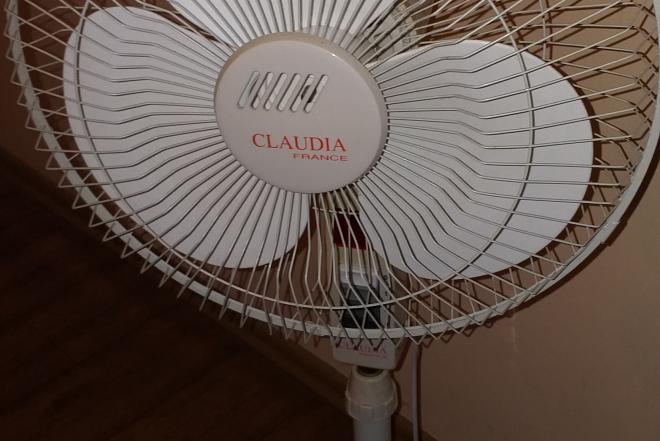 Ventiliatorius CLAUDIA -0
