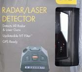 Naujas radarų detektorius Cobra 500g su priedais-0