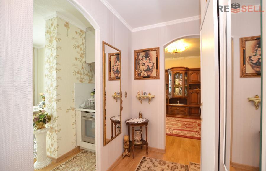2 kambarių butas Geležinio Vilko g.-2