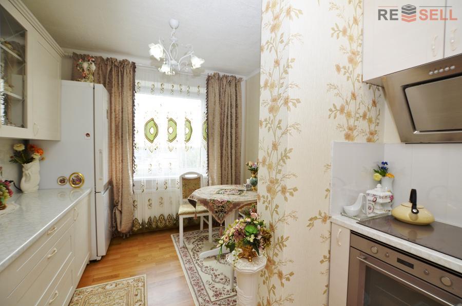 2 kambarių butas Geležinio Vilko g.-4