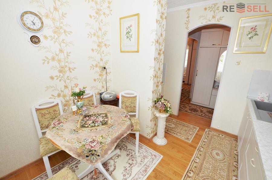 2 kambarių butas Geležinio Vilko g.-5