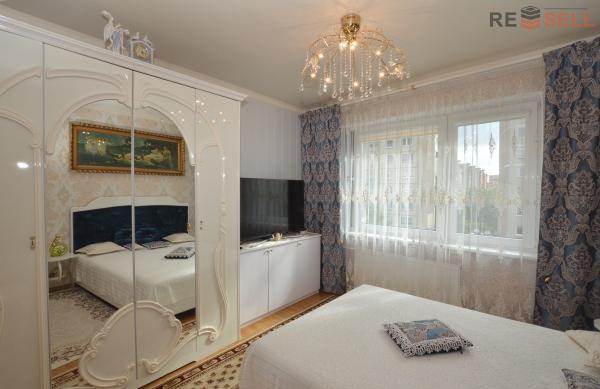 2 kambarių butas Geležinio Vilko g.-6