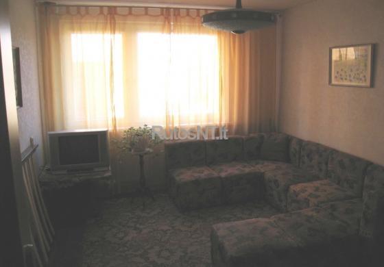 Parduodamas 2- jų kambarių butas Nidos gatvėje-5