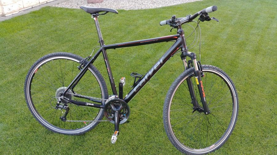 Idealus hibridinis (Cross) dviratis Carver 28-0