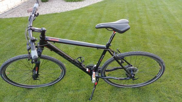Idealus hibridinis (Cross) dviratis Carver 28-1