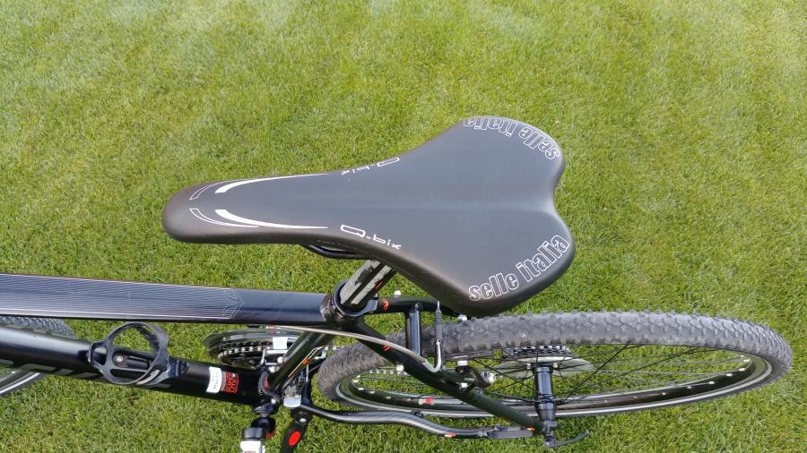 Idealus hibridinis (Cross) dviratis Carver 28-2