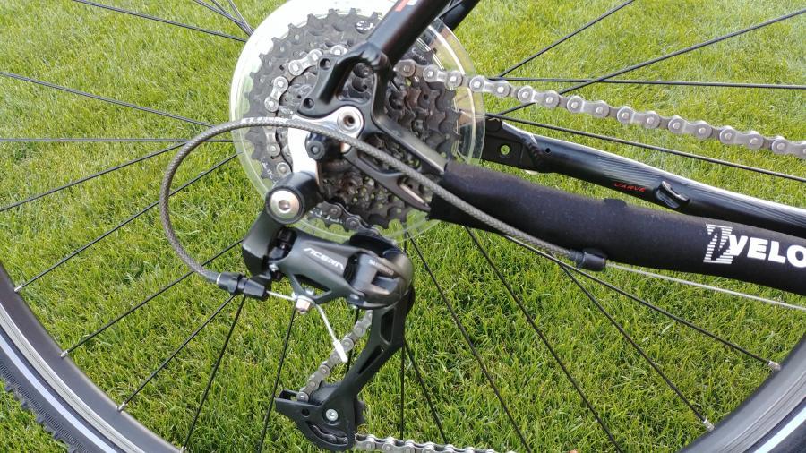 Idealus hibridinis (Cross) dviratis Carver 28-3