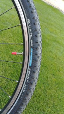 Idealus hibridinis (Cross) dviratis Carver 28-5