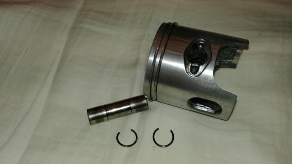 Polini Sport 70cc Minarelli Horizontal cilindro komplektas-7