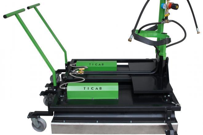 Infraredas - asfalto dangos remontui MIRA-1 TICAB-0
