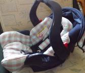 Auto kėdutė-nešioklė MOTHERCARE-0