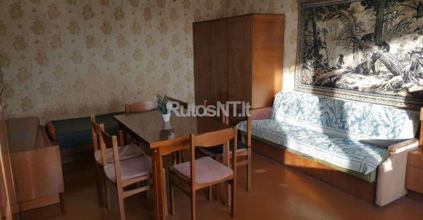 Parduodamas 2- jų kambarių butas Naikupės gatvėje-1