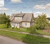Gyvenamasis namas su žemės sklypu.-0