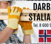 Darbas Staliams Norvegijoje-0