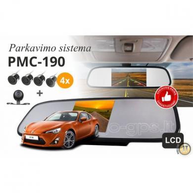 PMC-190 PARKAVIMO SISTEMA VEIDRODYJE-3