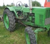 MTZ 52 traktorius, su dokumentais-0