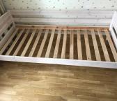 Viengulė lova su nuimama apsauga-0