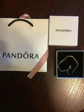 Pandora Shine zerinti slankiojanti apyranke -2