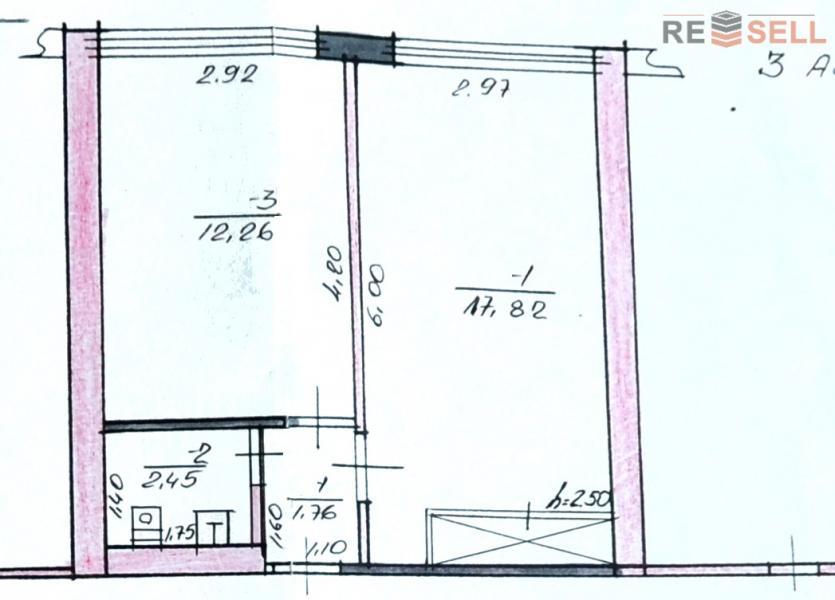 2 kambarių butas Gričiupio g.-0