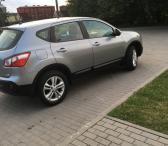 """Visureigį Nissan """"Qashqai"""" su ekonom.naujos kartos 1.5DCl  """"PURE DRIVE DCI"""" varikliu,EURO 5*-0"""