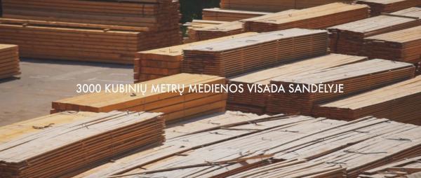 VILNIAUS MEDIENOS CENTRAS - statybinė mediena, obliuota mediena, terasinės lentos ir kiti medienos gaminiai-3