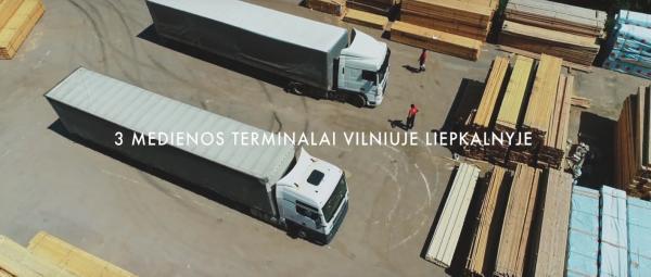 VILNIAUS MEDIENOS CENTRAS - statybinė mediena, obliuota mediena, terasinės lentos ir kiti medienos gaminiai-4